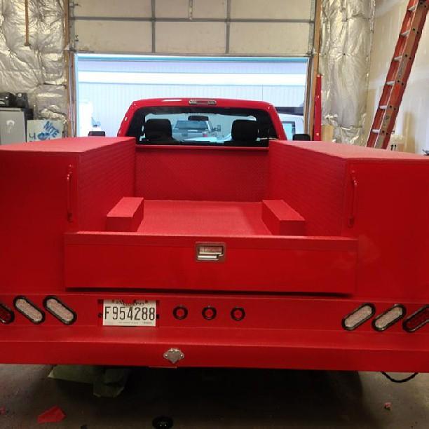 Lester Glenn Jeep >> 2013 F550 Utility Body