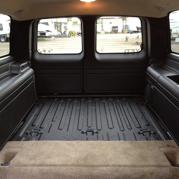 Rhino Lined Truck >> Clean Interior