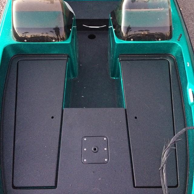 Lester Glenn Jeep >> Boat Floor And Deck
