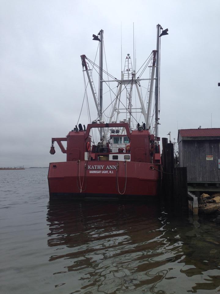 Kathy Ann, Barnegat Light Charter Boat