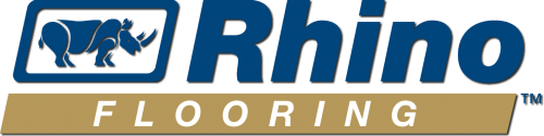 rhino flooring logo shadow opt